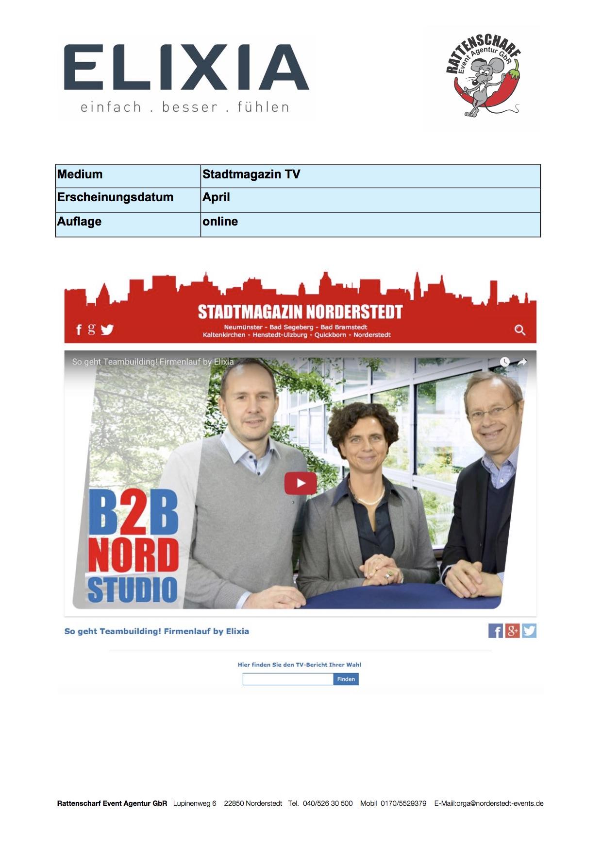 Stadtmagazin TV