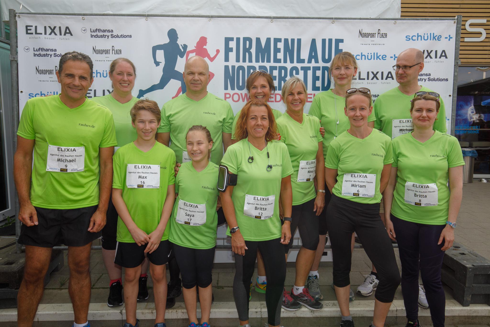 Norderstedt sucht sportlichste Firma der Region